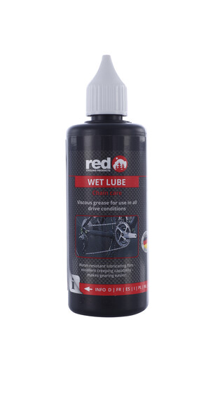 Red Cycling Products Chain Lube Fließfett